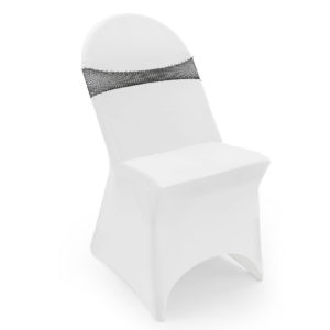 Perfect for a splash of colour on a chair cover