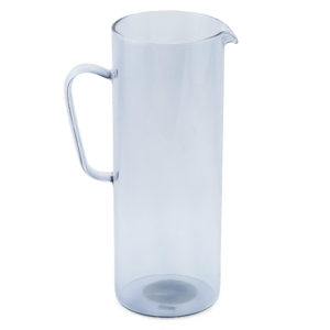 Plastic water jug. 1.4 litres.