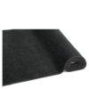Black carpet runner - 6m long.