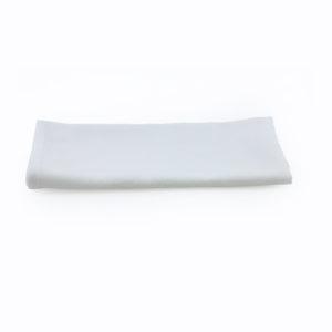 White napkins.