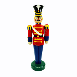 Large lifesize nutcracker statues. Great for styling Christmas themed events.