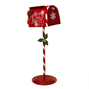 Christmas mailbox - post a letter to Santa!