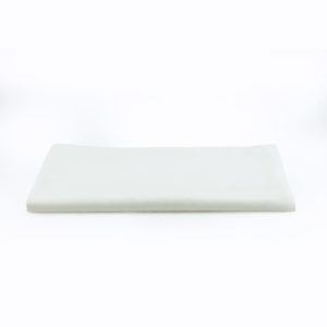 White linen round tablecloth - 3m.